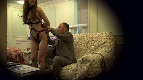 ラブホテルで盗撮された生々しい素人カップルのセックスエロ画像 35枚 No.21