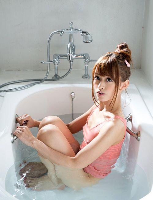 希島あいり(きじまあいり)スレンダーで瞳の大きい小顔AV女優エロ画像 92枚 No.23