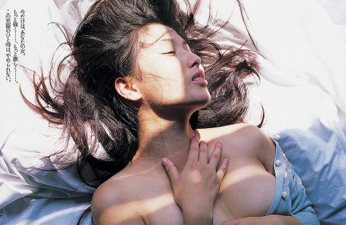 橋本マナミ 熟女なおっぱいや乳輪が見えちゃう激エロなヌード画像 91枚 No.14