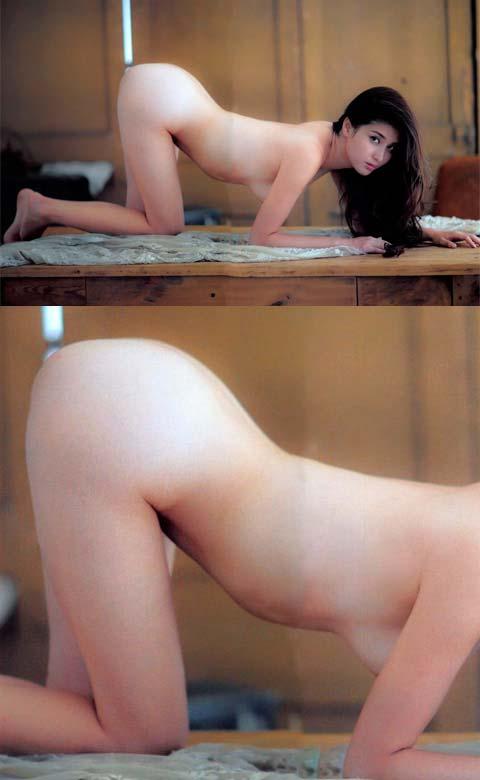 橋本マナミ 熟女なおっぱいや乳輪が見えちゃう激エロなヌード画像 91枚 No.18