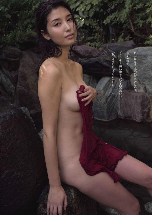 橋本マナミ 熟女なおっぱいや乳輪が見えちゃう激エロなヌード画像 91枚 No.67