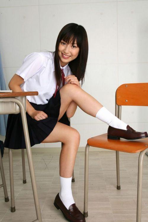 【画像】クラスのマドンナレベルの可愛いJKを見て青春を思い出そうぜ! 39枚 No.32