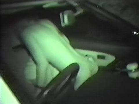 赤外線カメラでカーセックス中の素人カップルを盗撮したエロ画像まとめ 37枚 No.16