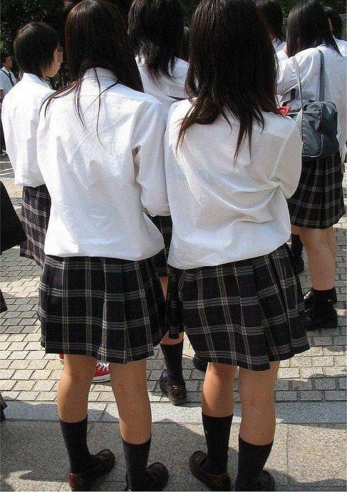 素人JKが青春を輝かせるためにおふざけ・悪ノリしちゃうエロ画像 36枚 No.16