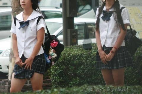 素人JKが青春を輝かせるためにおふざけ・悪ノリしちゃうエロ画像 36枚 No.23