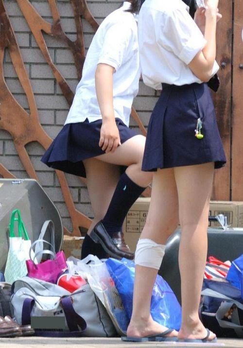 素人JKが青春を輝かせるためにおふざけ・悪ノリしちゃうエロ画像 36枚 No.24