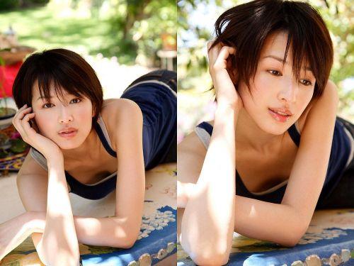 吉瀬美智子 綺麗でカッコ良すぎる熟女のヌードやイキ顔のエロ画像 182枚 No.1