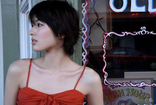吉瀬美智子 綺麗でカッコ良すぎる熟女のヌードやイキ顔のエロ画像 182枚 No.16