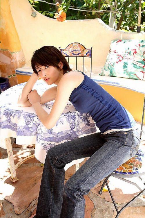 吉瀬美智子 綺麗でカッコ良すぎる熟女のヌードやイキ顔のエロ画像 182枚 No.28