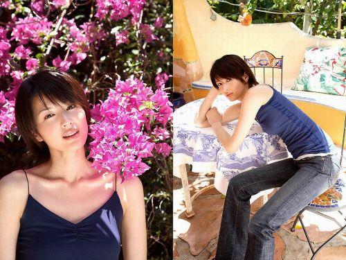 吉瀬美智子 綺麗でカッコ良すぎる熟女のヌードやイキ顔のエロ画像 182枚 No.31