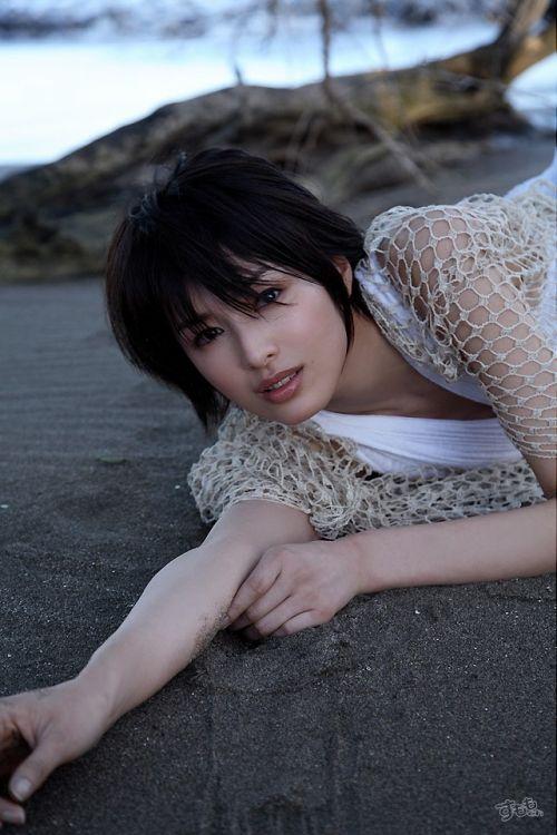 吉瀬美智子 綺麗でカッコ良すぎる熟女のヌードやイキ顔のエロ画像 182枚 No.36