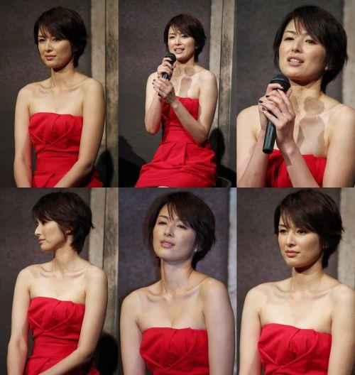 吉瀬美智子 綺麗でカッコ良すぎる熟女のヌードやイキ顔のエロ画像 182枚 No.46