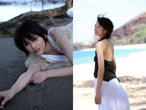 吉瀬美智子 綺麗でカッコ良すぎる熟女のヌードやイキ顔のエロ画像 182枚 No.48