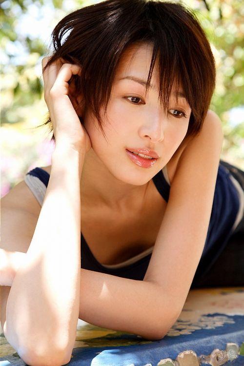吉瀬美智子 綺麗でカッコ良すぎる熟女のヌードやイキ顔のエロ画像 182枚 No.51