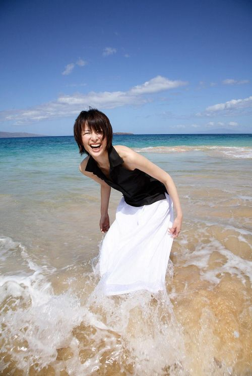 吉瀬美智子 綺麗でカッコ良すぎる熟女のヌードやイキ顔のエロ画像 182枚 No.53