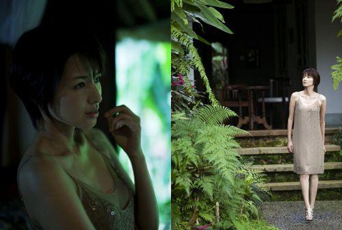 吉瀬美智子 綺麗でカッコ良すぎる熟女のヌードやイキ顔のエロ画像 182枚 No.54