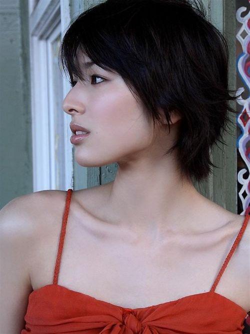 吉瀬美智子 綺麗でカッコ良すぎる熟女のヌードやイキ顔のエロ画像 182枚 No.58