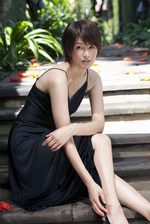 吉瀬美智子 綺麗でカッコ良すぎる熟女のヌードやイキ顔のエロ画像 182枚 No.62