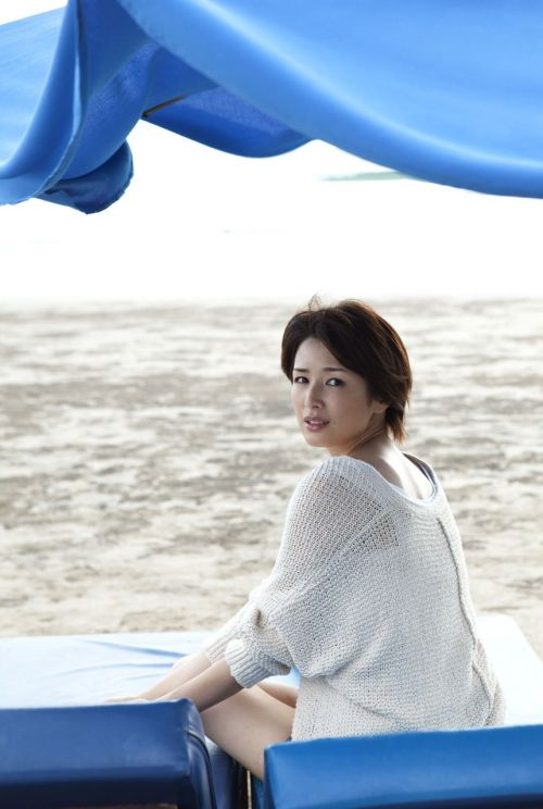 吉瀬美智子 綺麗でカッコ良すぎる熟女のヌードやイキ顔のエロ画像 182枚 No.63