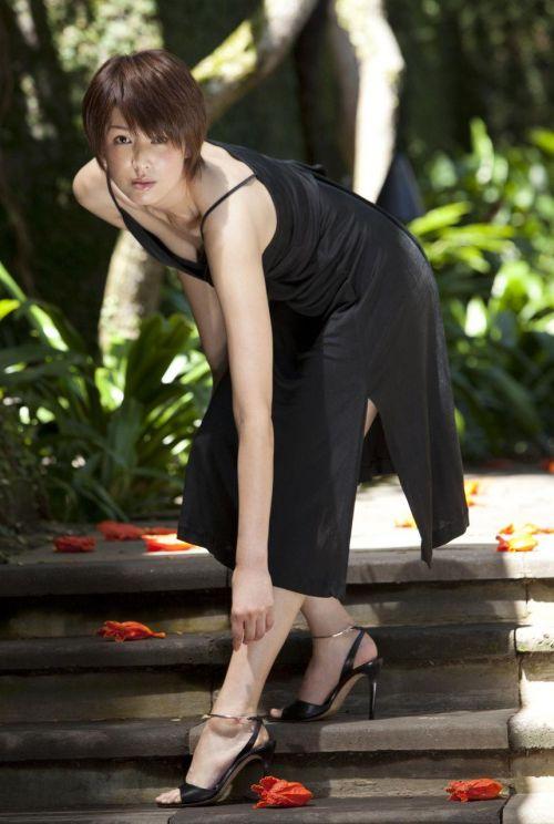 吉瀬美智子 綺麗でカッコ良すぎる熟女のヌードやイキ顔のエロ画像 182枚 No.66