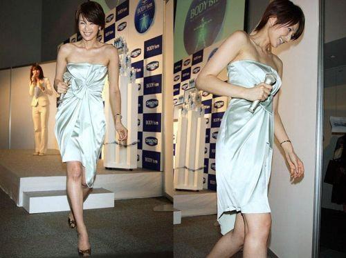 吉瀬美智子 綺麗でカッコ良すぎる熟女のヌードやイキ顔のエロ画像 182枚 No.67