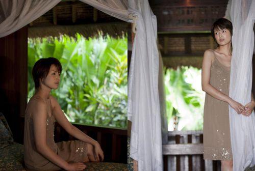 吉瀬美智子 綺麗でカッコ良すぎる熟女のヌードやイキ顔のエロ画像 182枚 No.70
