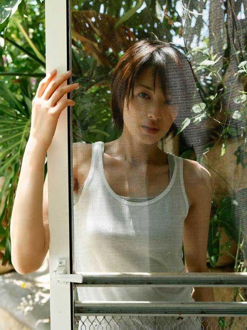 吉瀬美智子 綺麗でカッコ良すぎる熟女のヌードやイキ顔のエロ画像 182枚 No.78