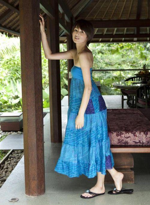 吉瀬美智子 綺麗でカッコ良すぎる熟女のヌードやイキ顔のエロ画像 182枚 No.89