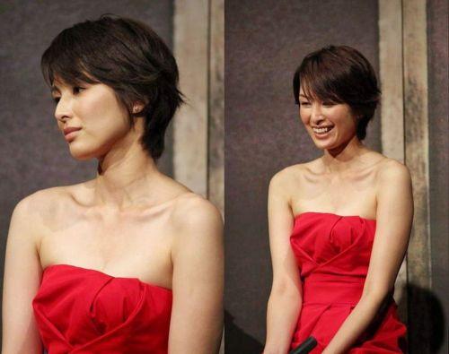 吉瀬美智子 綺麗でカッコ良すぎる熟女のヌードやイキ顔のエロ画像 182枚 No.107