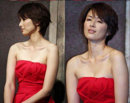 吉瀬美智子 綺麗でカッコ良すぎる熟女のヌードやイキ顔のエロ画像 182枚 No.109