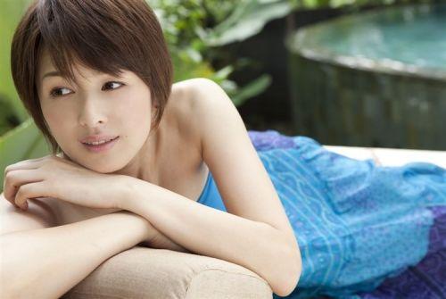 吉瀬美智子 綺麗でカッコ良すぎる熟女のヌードやイキ顔のエロ画像 182枚 No.118