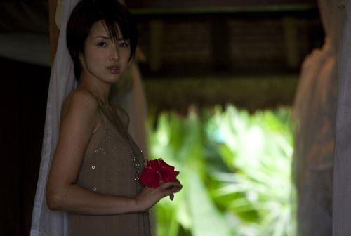 吉瀬美智子 綺麗でカッコ良すぎる熟女のヌードやイキ顔のエロ画像 182枚 No.119