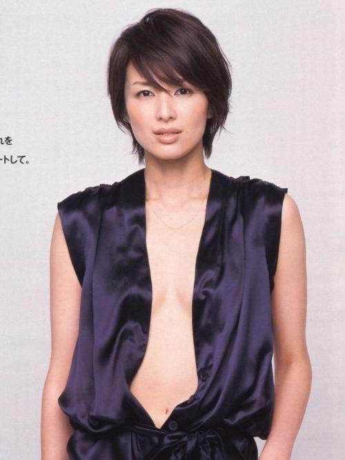 吉瀬美智子 綺麗でカッコ良すぎる熟女のヌードやイキ顔のエロ画像 182枚 No.131