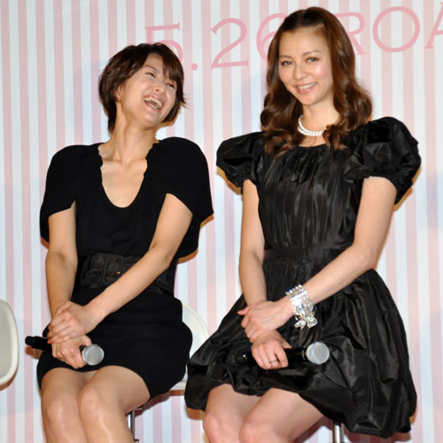 吉瀬美智子 綺麗でカッコ良すぎる熟女のヌードやイキ顔のエロ画像 182枚 No.143