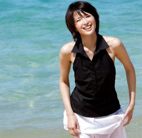 吉瀬美智子 綺麗でカッコ良すぎる熟女のヌードやイキ顔のエロ画像 182枚 No.146