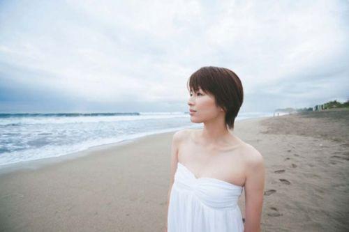 吉瀬美智子 綺麗でカッコ良すぎる熟女のヌードやイキ顔のエロ画像 182枚 No.178
