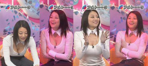 小池栄子 エロ過ぎるFカップおっぱいの谷間と力強い視線に勃起不可避なエロ画像 167枚 No.28