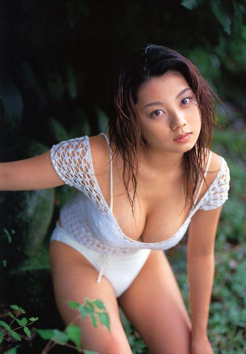 小池栄子 エロ過ぎるFカップおっぱいの谷間と力強い視線に勃起不可避なエロ画像 167枚 No.83