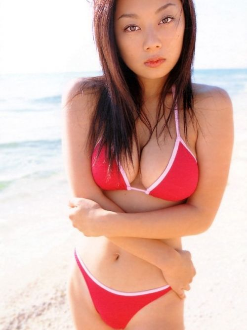小池栄子 エロ過ぎるFカップおっぱいの谷間と力強い視線に勃起不可避なエロ画像 167枚 No.84