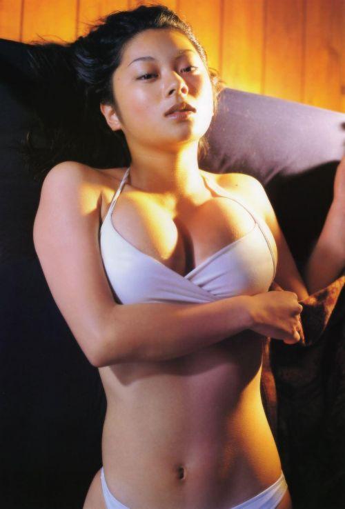 小池栄子 エロ過ぎるFカップおっぱいの谷間と力強い視線に勃起不可避なエロ画像 167枚 No.111