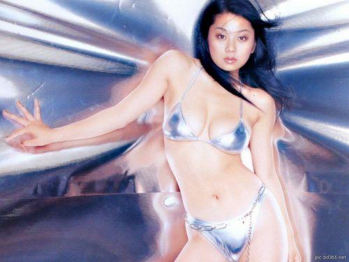 小池栄子 エロ過ぎるFカップおっぱいの谷間と力強い視線に勃起不可避なエロ画像 167枚 No.116