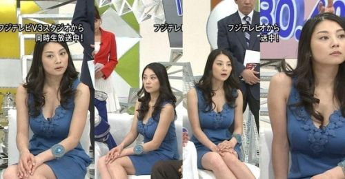 小池栄子 エロ過ぎるFカップおっぱいの谷間と力強い視線に勃起不可避なエロ画像 167枚 No.127