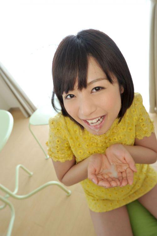尾上若葉 ぽよぽよ巨乳おっぱいとショートカットが愛らしいAV女優エロ画像 184枚 No.41