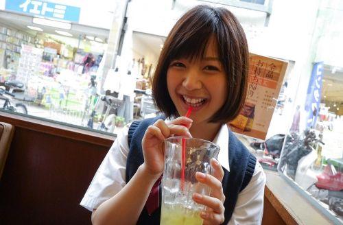 尾上若葉 ぽよぽよ巨乳おっぱいとショートカットが愛らしいAV女優エロ画像 184枚 No.69