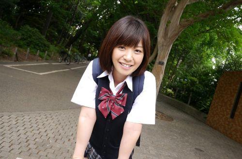 尾上若葉 ぽよぽよ巨乳おっぱいとショートカットが愛らしいAV女優エロ画像 184枚 No.71