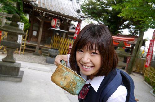 尾上若葉 ぽよぽよ巨乳おっぱいとショートカットが愛らしいAV女優エロ画像 184枚 No.74