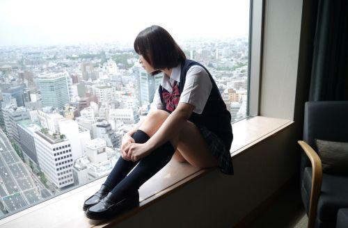 尾上若葉 ぽよぽよ巨乳おっぱいとショートカットが愛らしいAV女優エロ画像 184枚 No.77