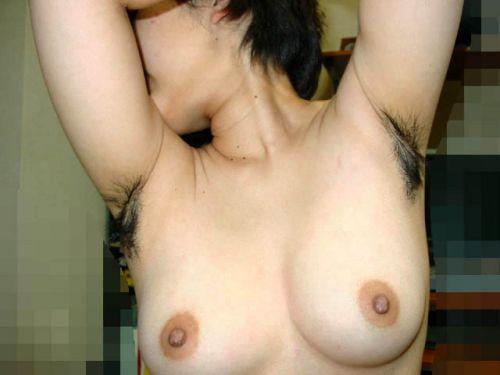 ワキ毛が生えた妖艶な熟女に顔を埋めて匂いたい腋フェチエロ画像 32枚 No.25