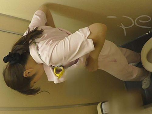 看護師(ナース)が和式や洋式トイレで聖水出しちゃう盗撮エロ画像 37枚 No.2