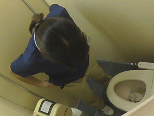 看護師(ナース)が和式や洋式トイレで聖水出しちゃう盗撮エロ画像 37枚 No.10